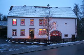 Adventskalenderhaus 2008