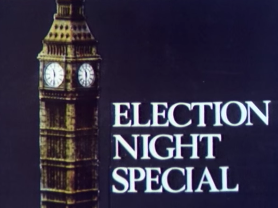 UK election Monty Python